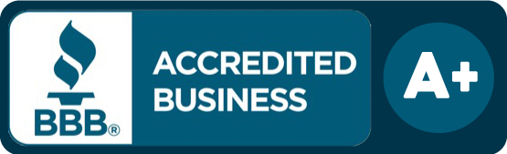 Clupper Bros Carpet & Floor is Accredited and A+ Rated by the Better Business Bureau