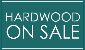 Hardwood Sale starting at $3.99 sq.ft., material only, this month at Clupper Brothers in Akron.