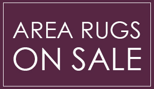 Custom-sized area rugs on sale at Clupper Brothers in Akron